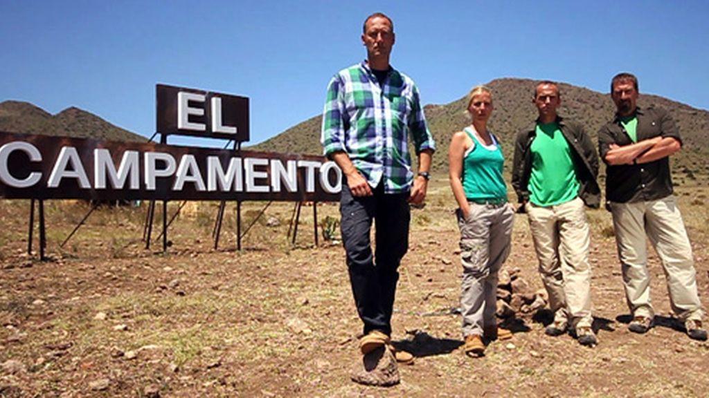 'El campamento 2011' (Cuatro)