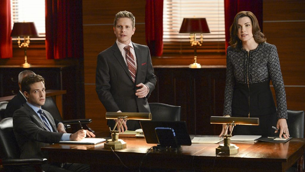 'The good wife', mejor serie dramática