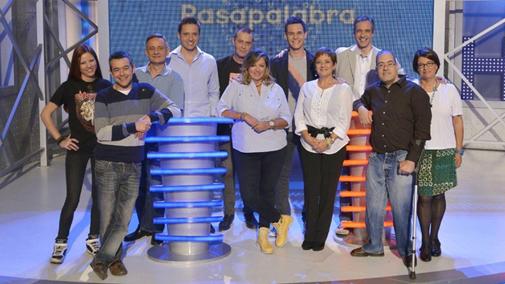 Los mejores de los 1.940 elegidos entre casi 13.500 aspirantes, con Christian Gálvez