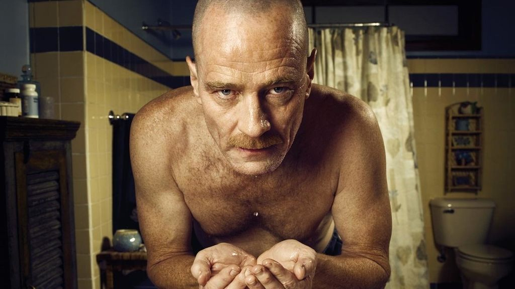 'Breaking Bad', mejor actor de drama (Bruan Cranston)