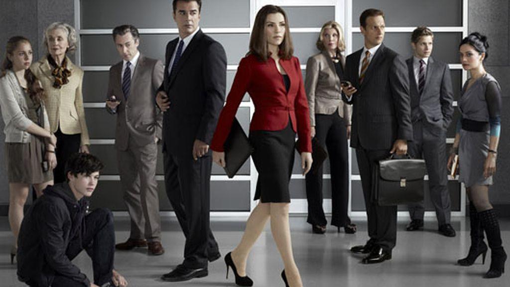 'The good wife', 2ª temporada (Fox)