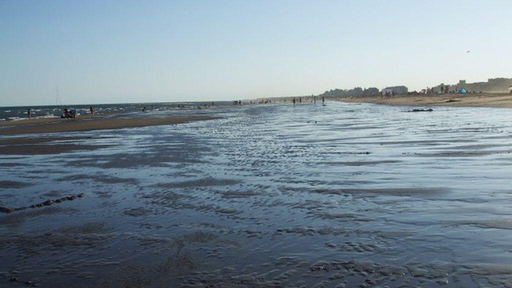 Beatriz López Velasco: playa de Punta del Moral, en Ayamonte (Huelva).