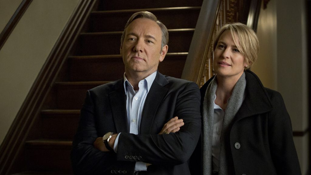 'House of cards', mejor serie dramática