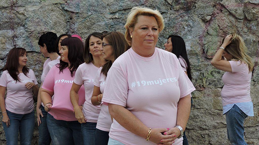Un proyecto para visualizar la lucha contra el cáncer de mama