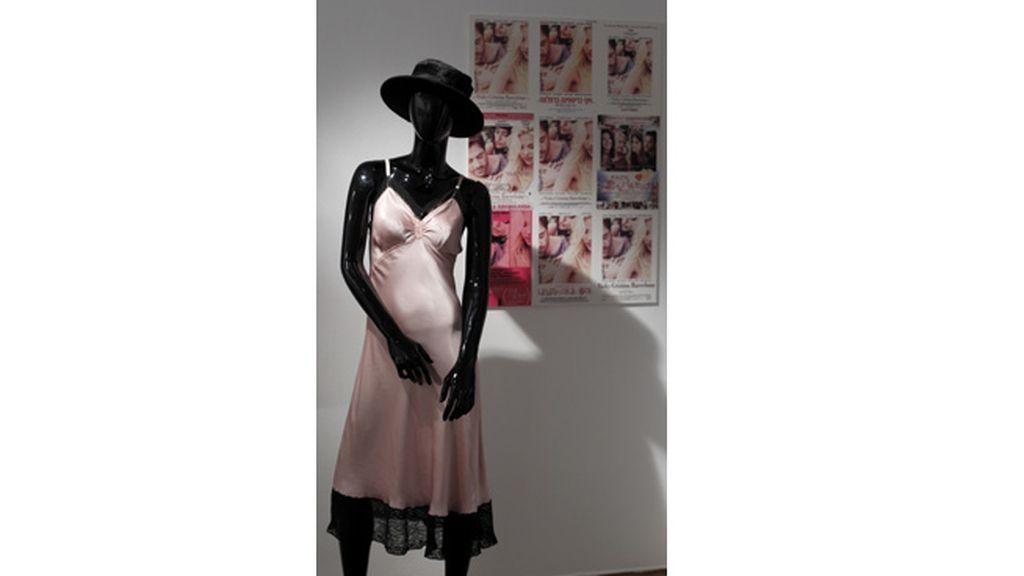 Vestido que lució Penélope Cruz en 'Vicky, Cristina, Barcelona'