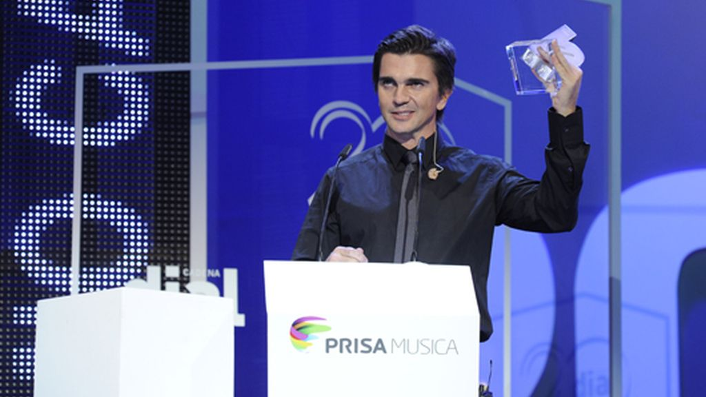Entrega Premios Cadena Dial 2010