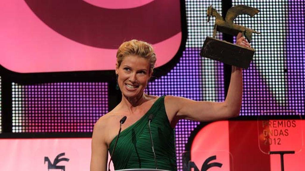 Anne Igartiburu, mejor presentadora de televisión