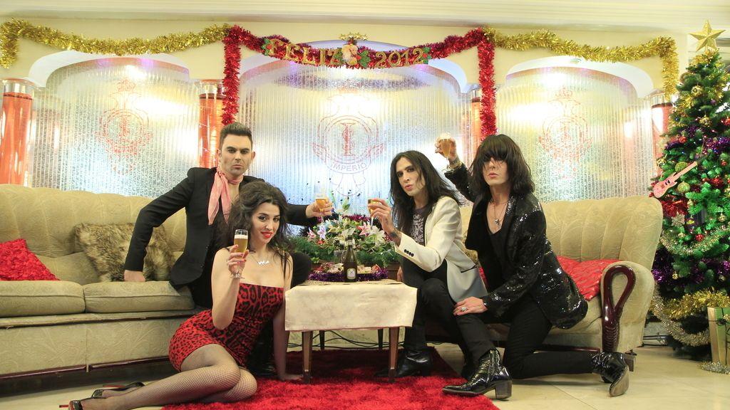 'De fiesta con Mario y Las Nancys' (MTV). El 31 de diciciembre, a las 22.00