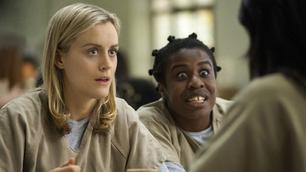 'Orange is the new black' (Netflix), mejor comedia
