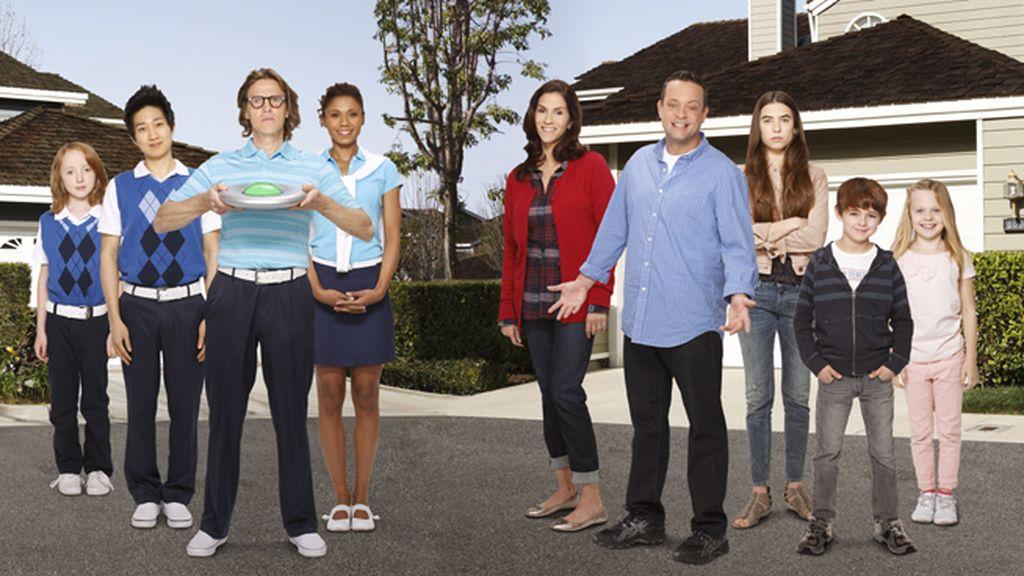 'The New Normal' y  'Ben & Kate', con Dakota, la hija de Melanie Griffith, entre las novedades