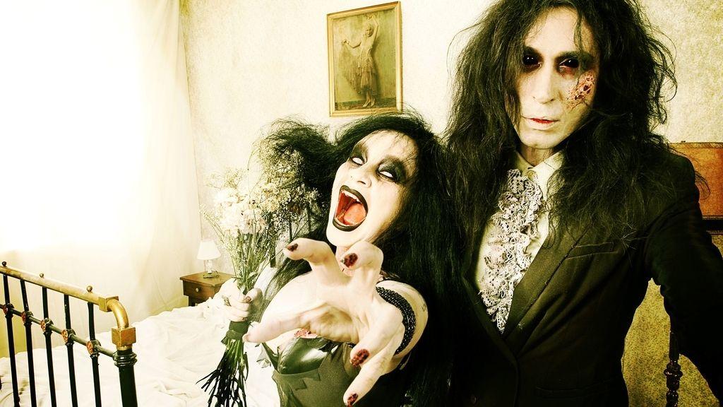 La cantante Alaska y su marido, Mario Vaquerizo
