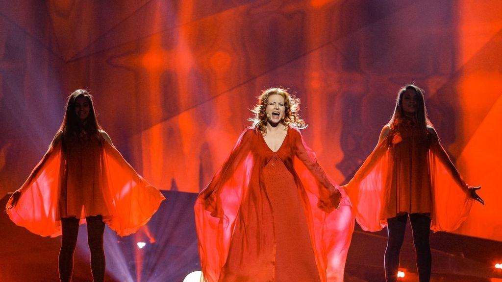 San Marino. Valentina Monetta. 'Crisalide'
