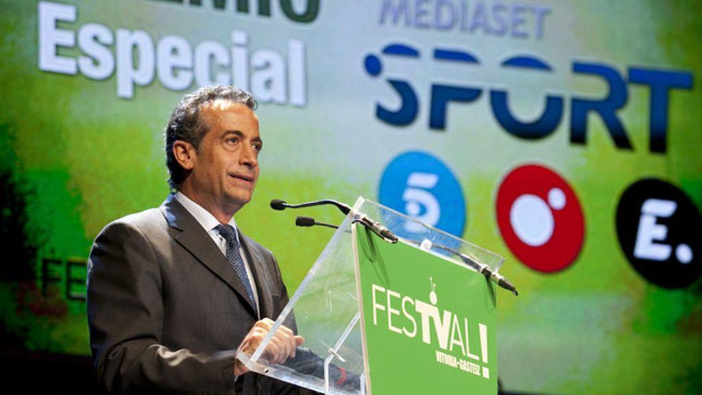 Mediaset Sport, Premio Especial