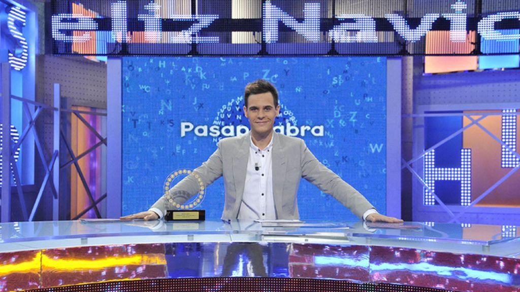 'Pasapalabra' (Telecinco, 24 de diciembre, 20.00)