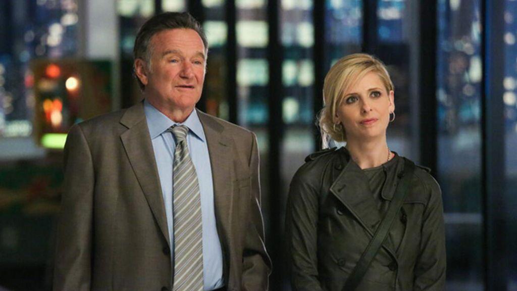 'The Crazy Ones', CBS, 26 de septiembre