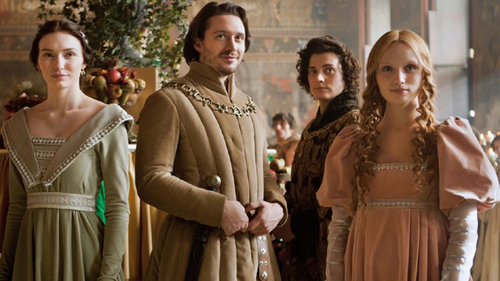 'The white queen' (Starz), mejor miniserie