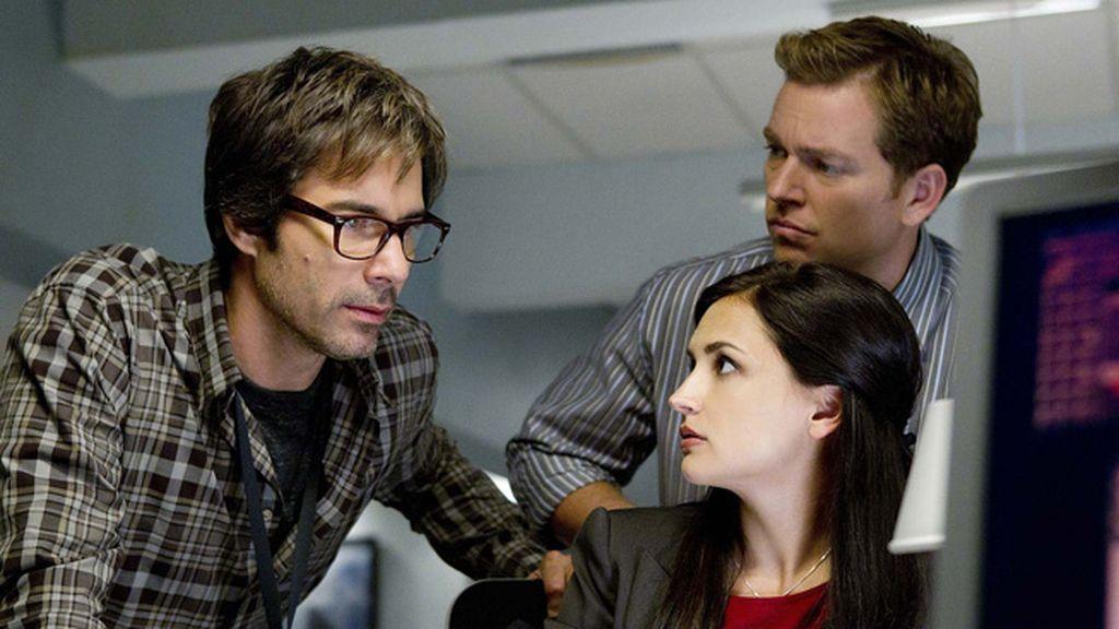 Eric McCormack ('Will y Grace') protagoniza la nueva serie procedimental de la estadounidense TNT