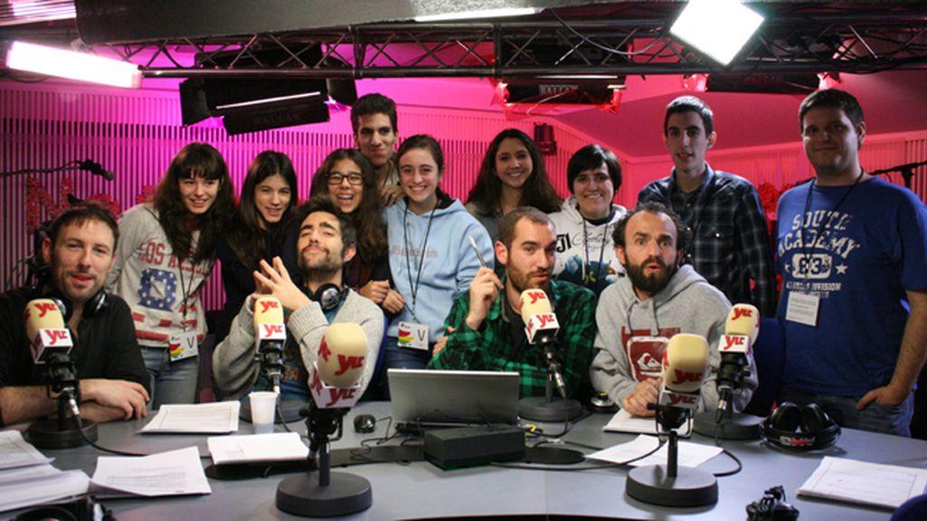 'Yu: no te pierdas nada' (40 principales), premio a la innovación radiofónica