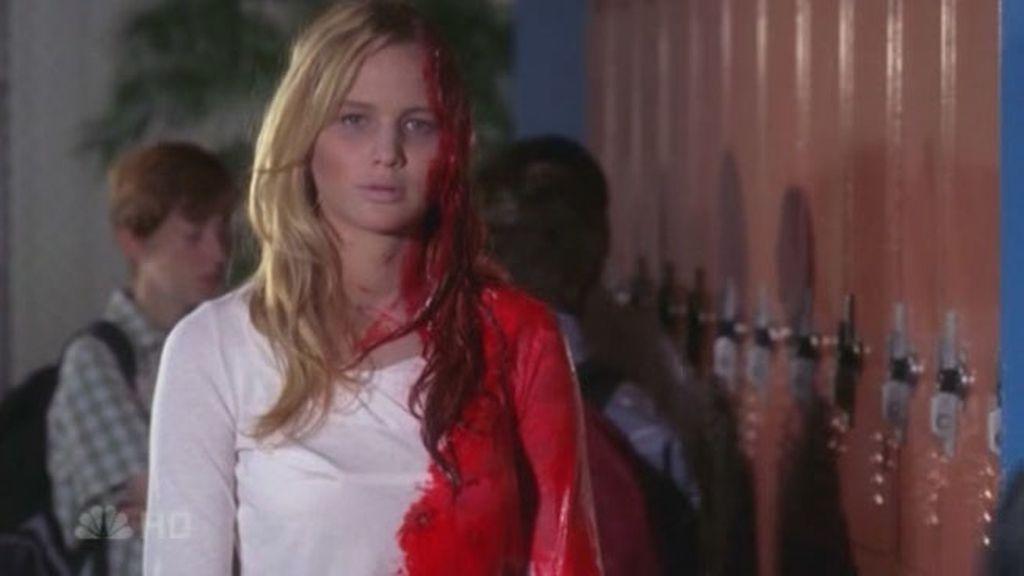 Jennifer Lawrence (candidata a mejor actriz por 'El lado bueno de las cosas'), en 'Medium'