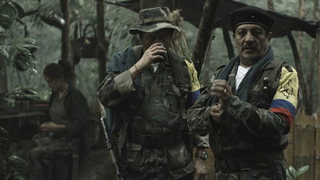 'Operación Jaque' (La 1)