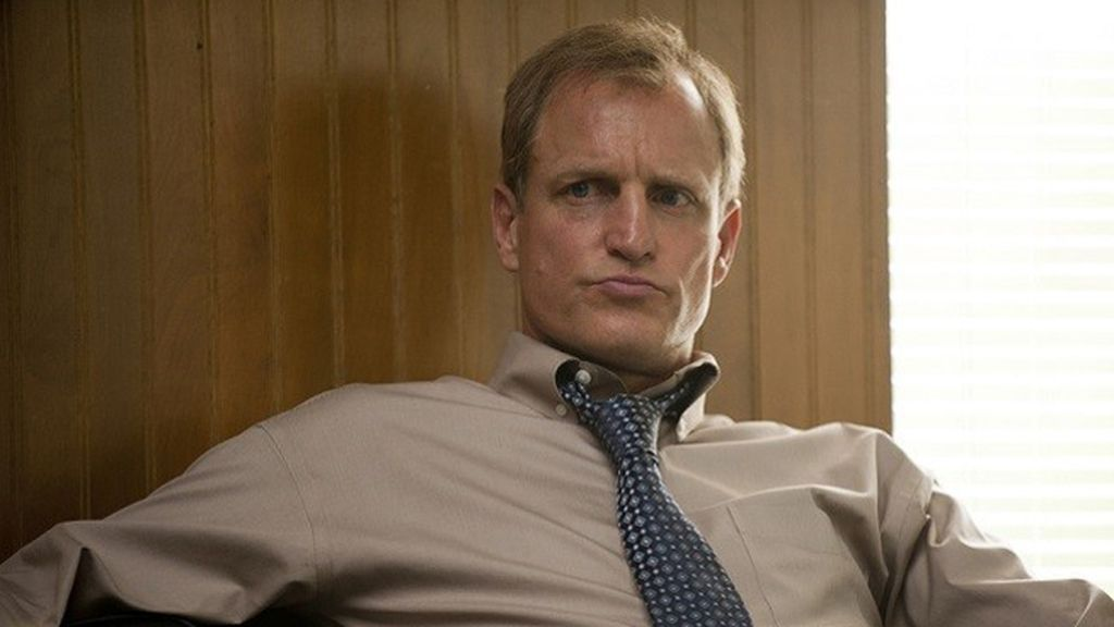 Woody Harrelson, mejor actor de drama por 'True detective'