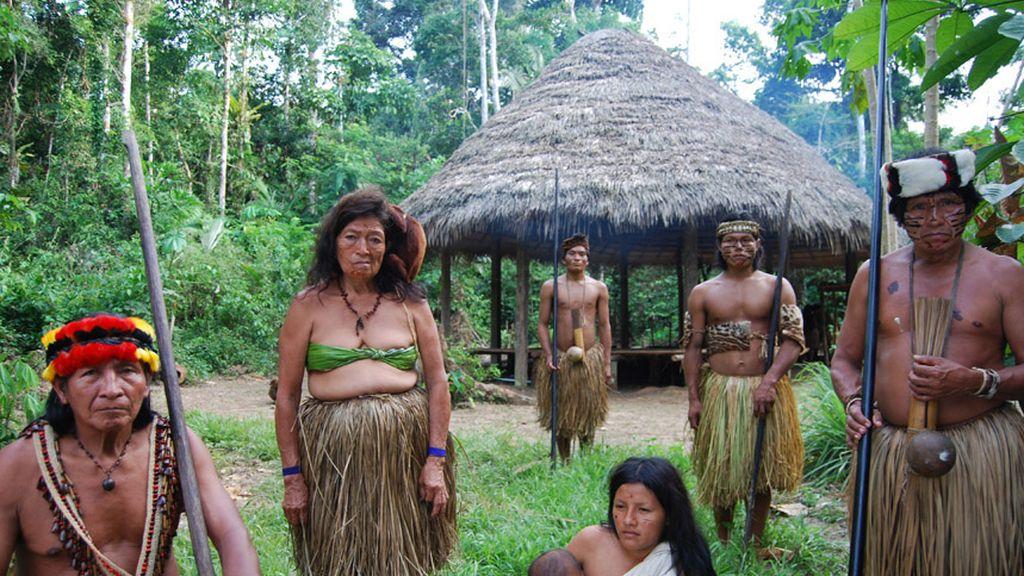 Los Shiwar, del Amazonas