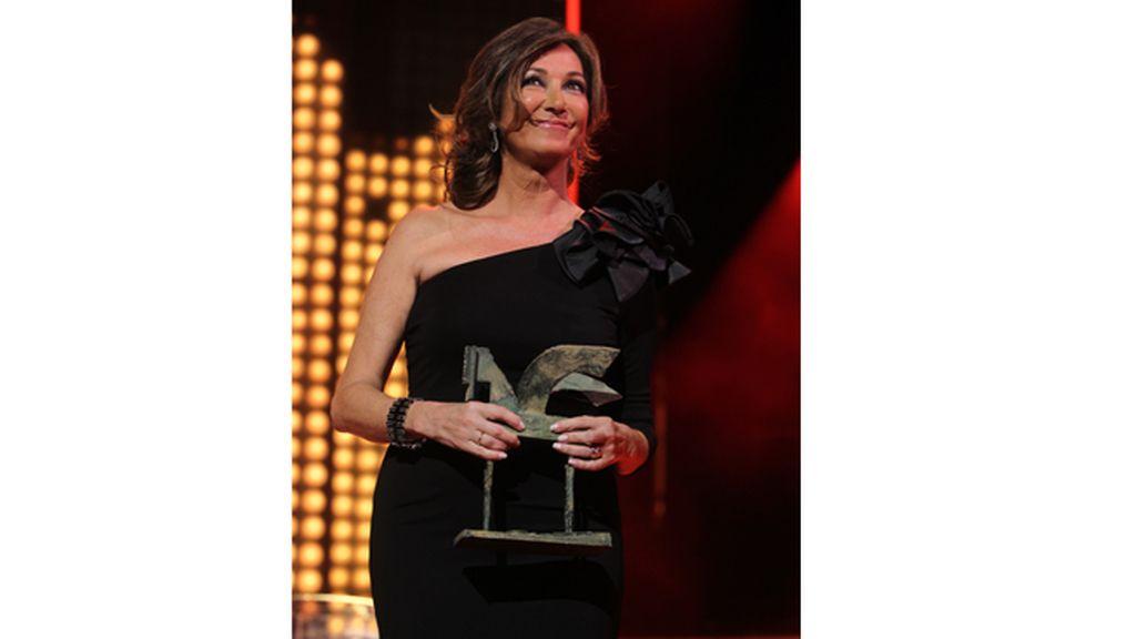 Ana Rosa Quintana, mejor presentadora de televisión