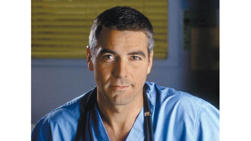 George Clooney, productor de 'Argo' (candidata a mejor película), en 'Urgencias'