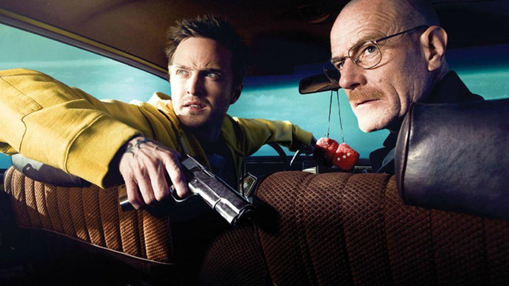 'Breaking Bad' (AMC), mejor drama