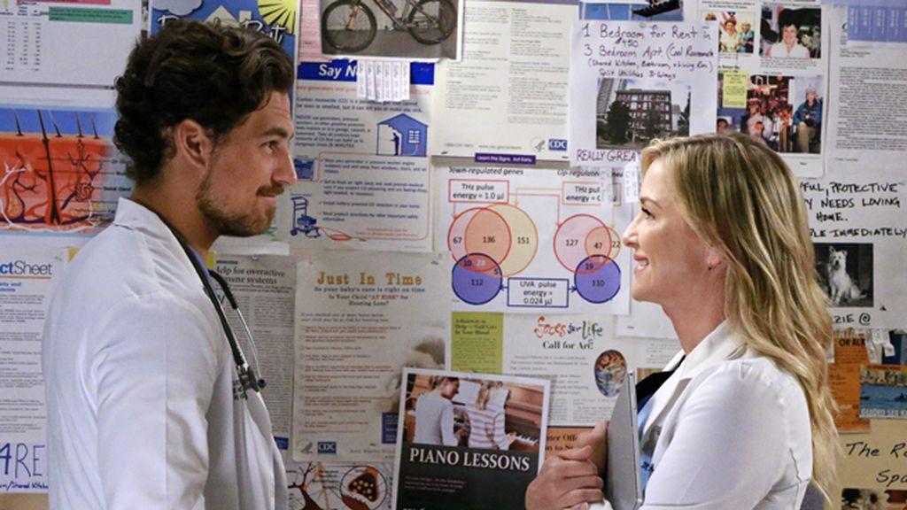 'Anatomía de Grey'. 12º temporada, desde el viernes 25 de septiembre (00.25)