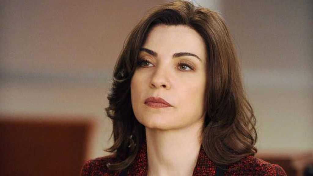Julianna Margulies, mejor actriz en serie dramática por 'The good wife'