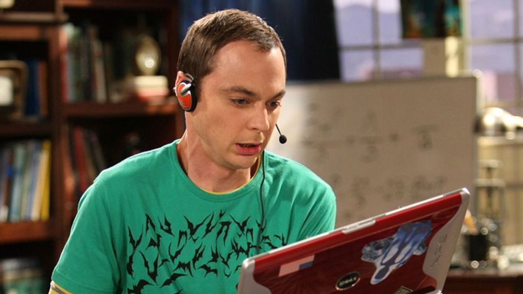 Jim Parsons, mejor actor de comedia por 'The big bang theory'