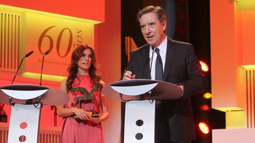 Iñaki Gabilondo, premio Ondas al mejor comunicador por votación popular
