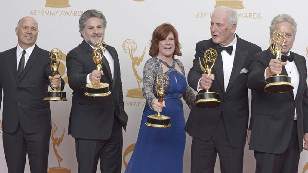 'Behind The Candelabra' (HBO), mejor miniserie