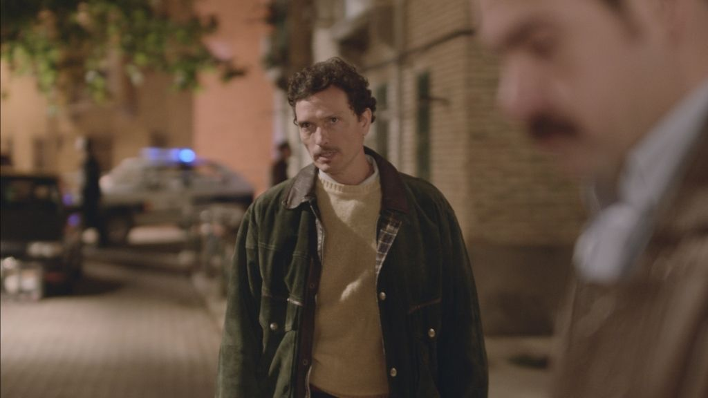 Imágenes del segundo capítulo de 'Grupo 2: homicidios', serie de Cuatro