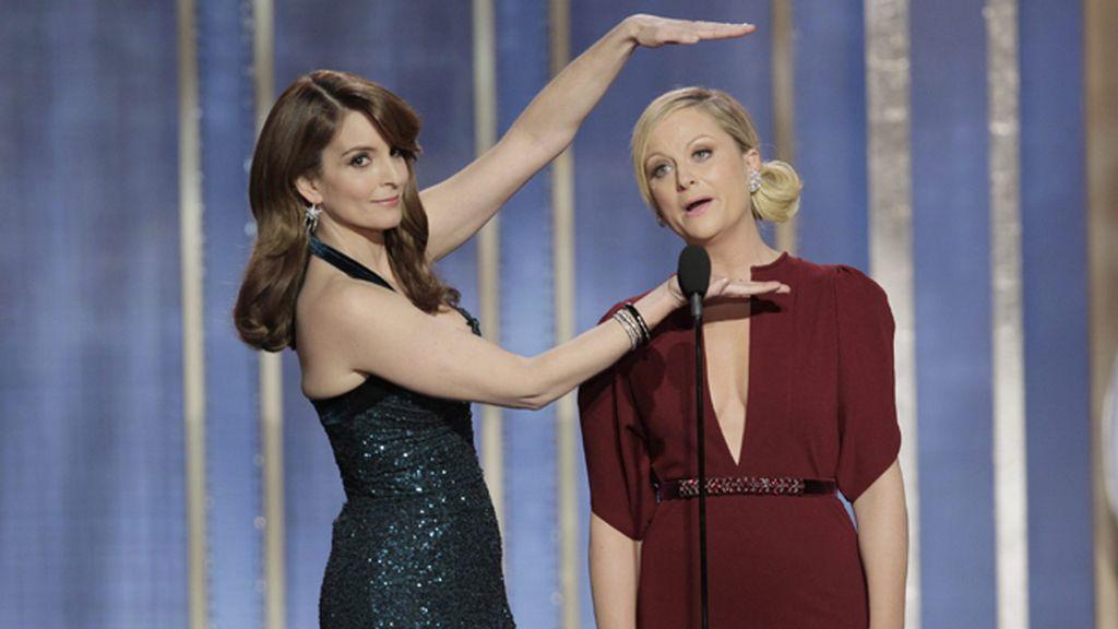 Tina Fey y Amy Poehler presentaron la ceremonia