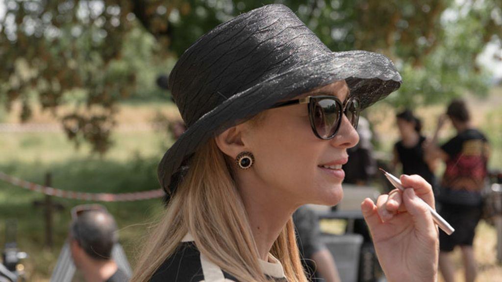 El funeral de Marta Hazas