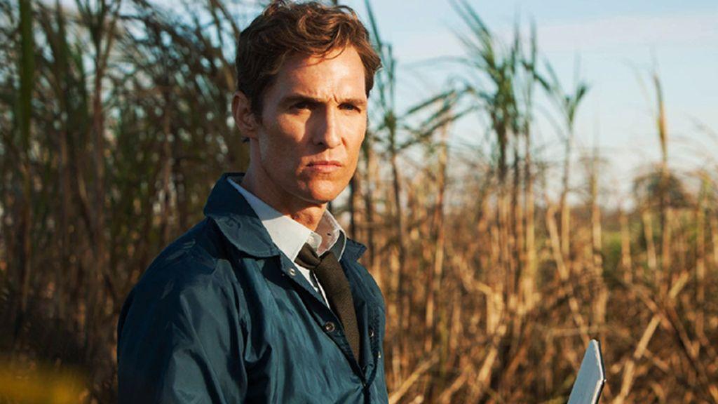 Matthew McConaughey, mejor actor de miniserie por 'True detective'