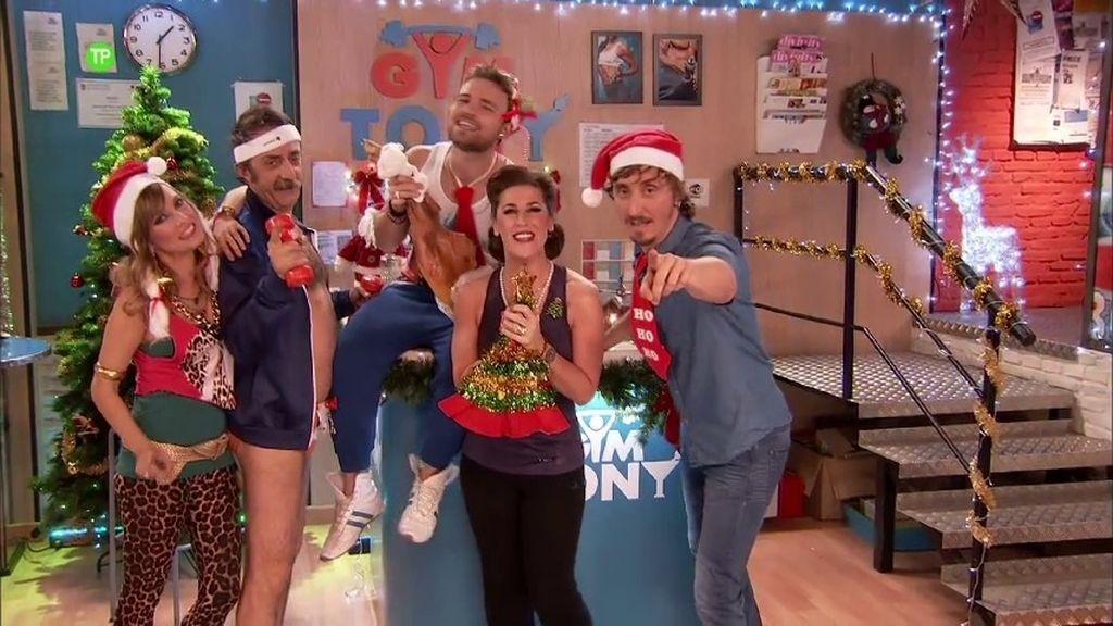 Nochebuena y Nocheviaje en 'Gym Tony'