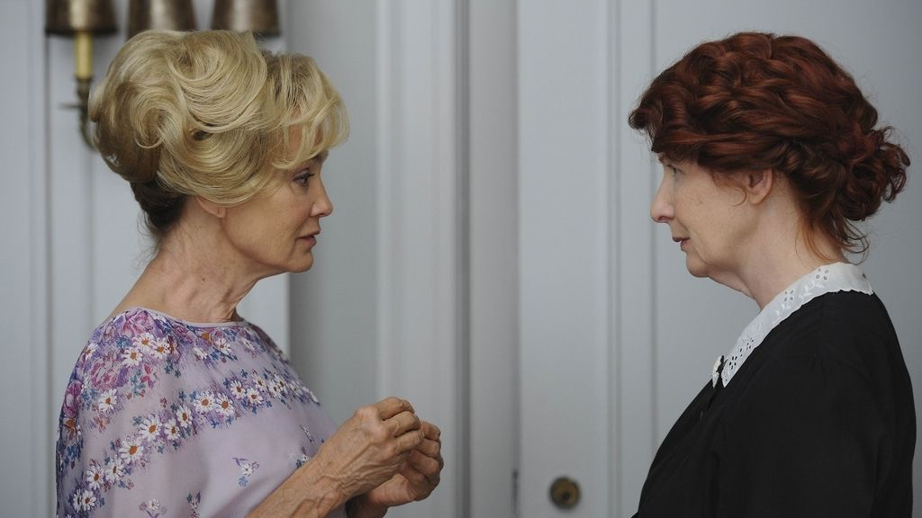 'American Horror History' (Fox y Mediaset España), mejor secundaria (Jessica Lange)