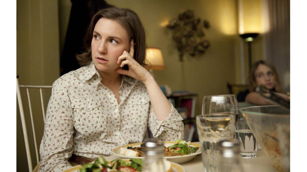 'Girls' (22.35), la confirmación de Lena Dunham, la jovencísima promesa de la comedia