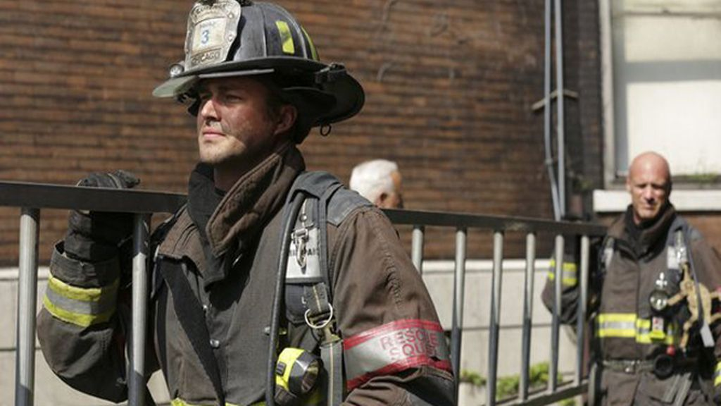 'Chicago fire', 2012