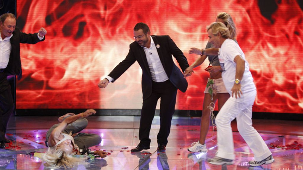 'Supervivientes' (Telecinco)