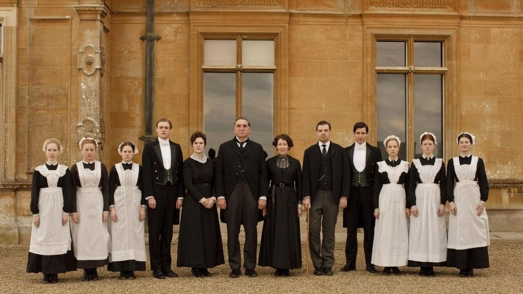 'Downton Abbey' (Antena 3), mejor miniserie o telemovie