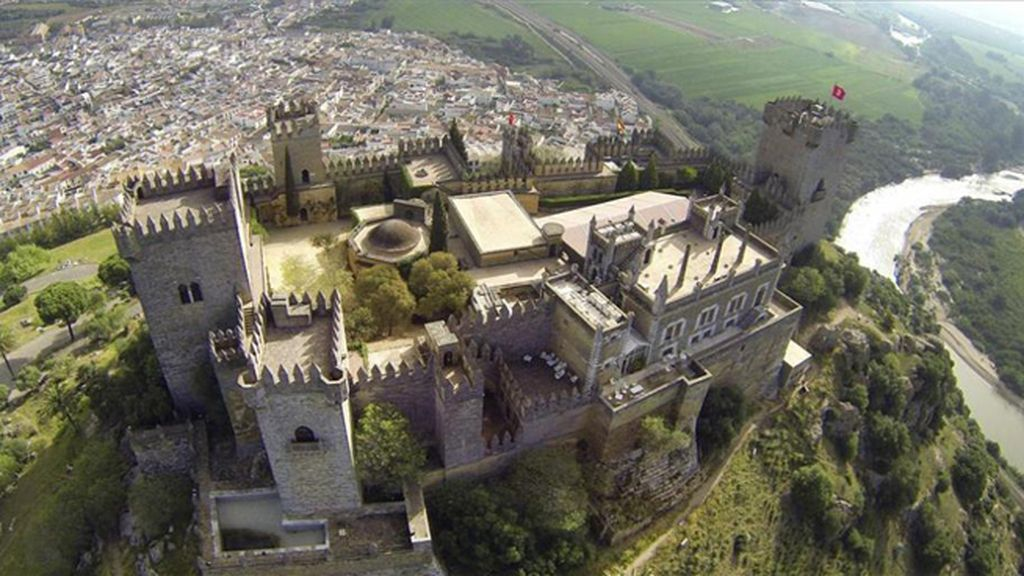Castillo de Almodóvar del Río (Córdoba)