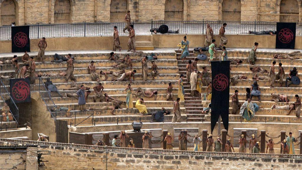 Plaza de toros de Osuna (quinta temporada), como Mereen