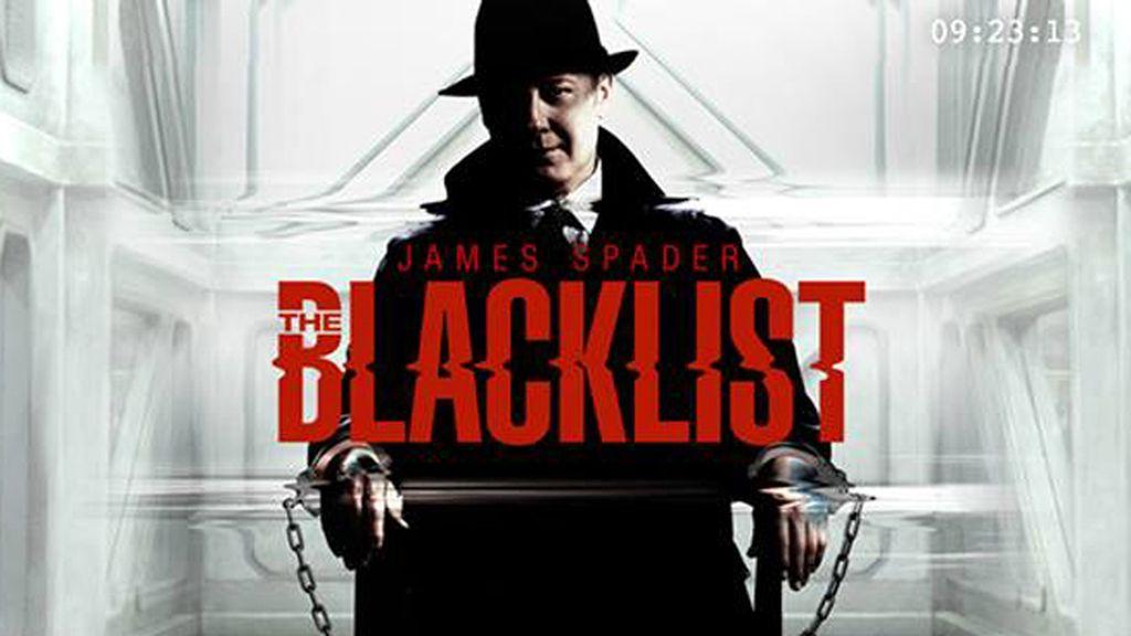 'The Blacklist', NBC, 23 de septiembre