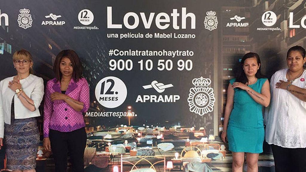 'Loveth' se centra en las víctimas de trata de origen nigeriano