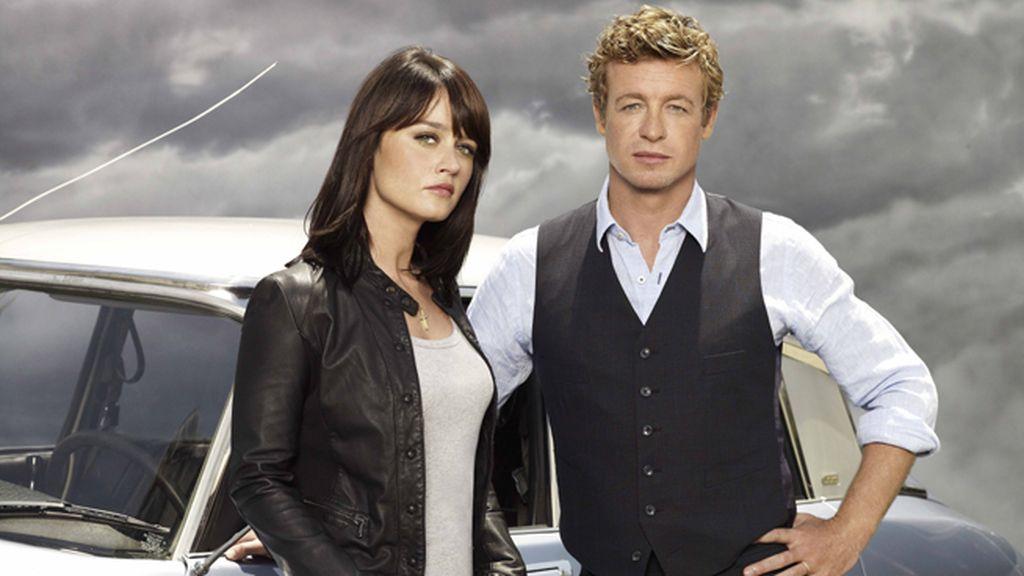 Quinta temporada de 'El Mentalista' (TNT)