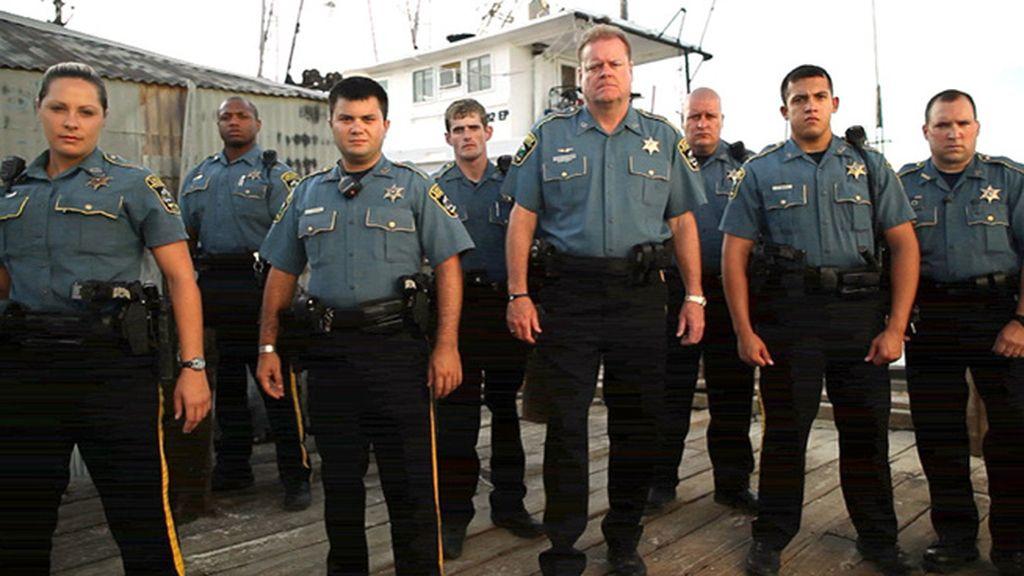 'Cajun justice: la ley del pantano'